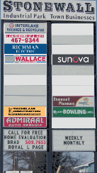 Indoor Amp Outdoor Signs Decals Stonewall Banners Silk